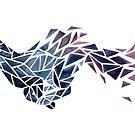« Geometric Cat » par Threeleaves