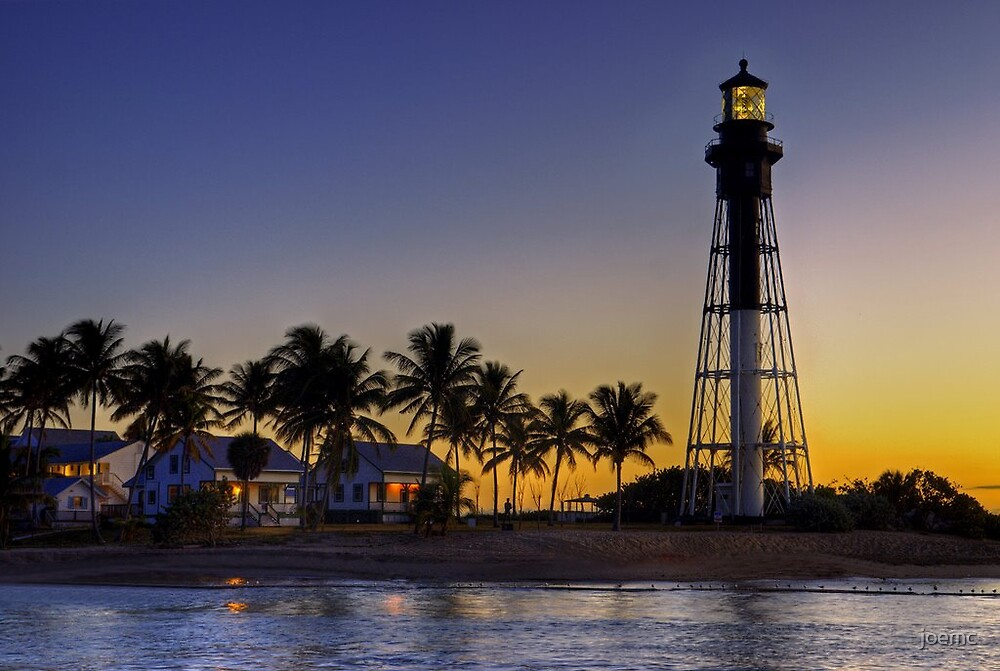 Lighthouse point Florida by joemc