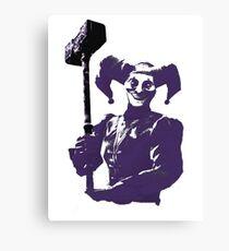Psycho Circus Canvas Print