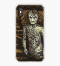 Reptile Boy - Demon - BtVS iPhone Case