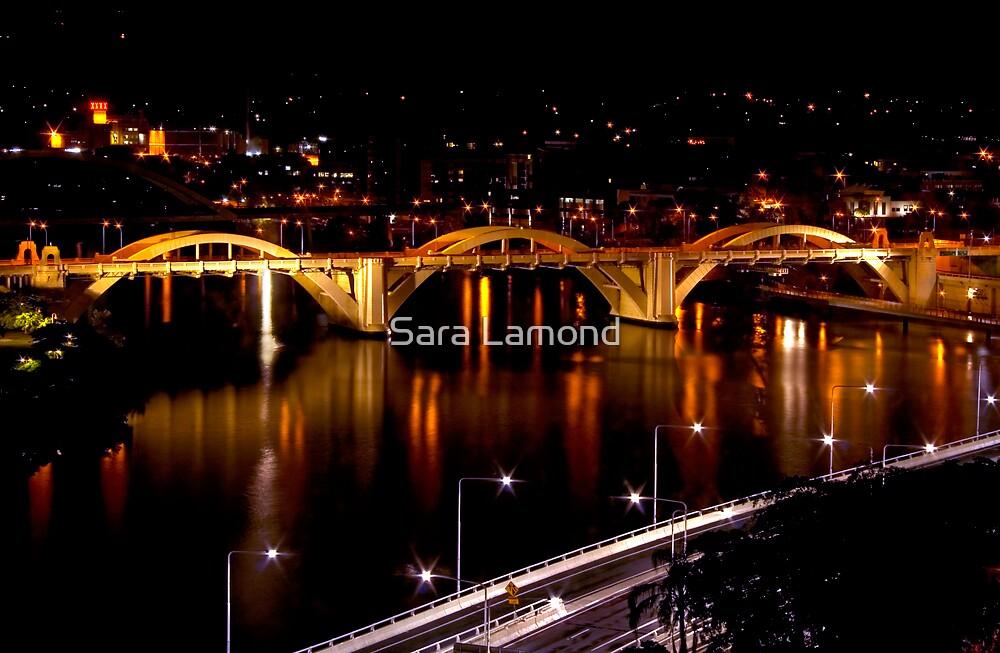 William Jolly Bridge by Sara Lamond