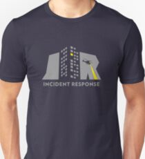 Incident reponse to the rescue! Unisex T-Shirt