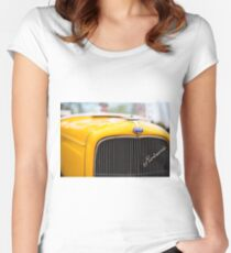 Casualties of being driven Women's Fitted Scoop T-Shirt