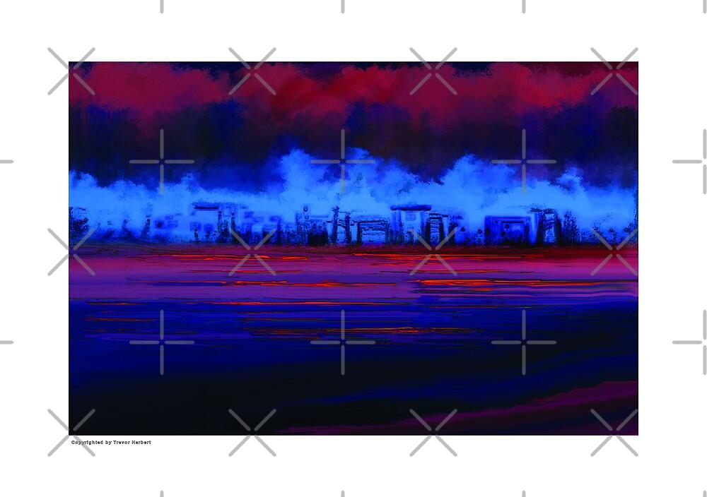 global warming by Trevor  Herbert