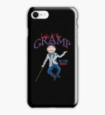 Lady and The Gramp David Ross Chicago Cubs iPhone Case/Skin