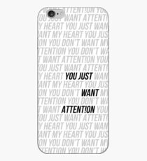 ATTENT!ION iPhone Case