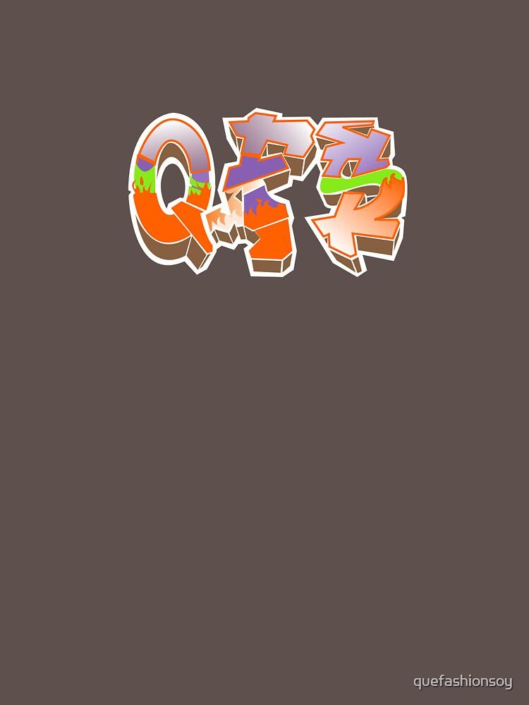 Graff by quefashionsoy