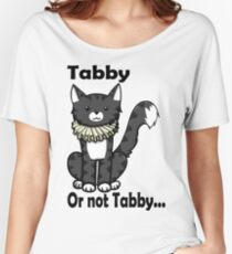 Tabby, Or not Tabby? Women's Relaxed Fit T-Shirt