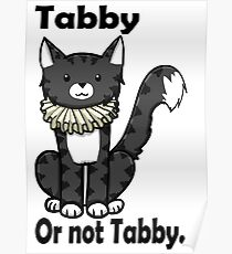 Tabby, Or not Tabby? Poster