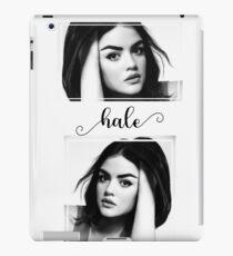 lucy hale iPad Case/Skin