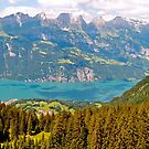 Wallensee Panorama by mamba
