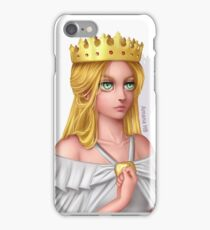 Attack on Titan - Queen Historia Reiss/Krista Lenz iPhone Case/Skin