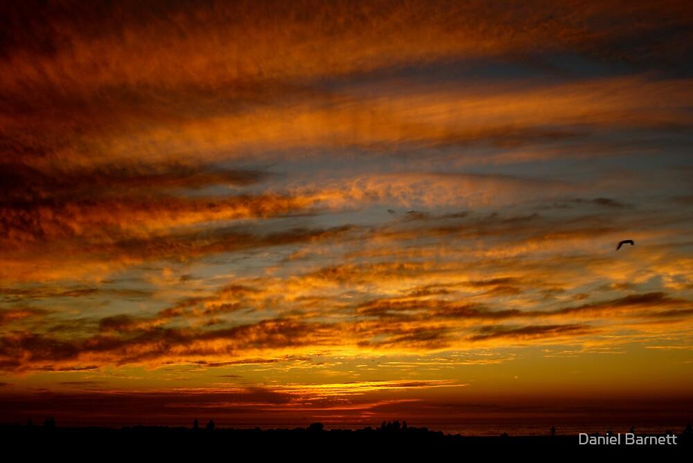 Canvass Sky by Daniel Barnett