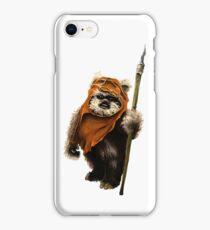 Ewok #1 iPhone Case/Skin