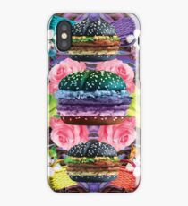 WELCOME TO GOTH BURGER  iPhone Case/Skin