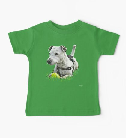 Jack : Jack Russel Terrier x Staffy Kids Clothes