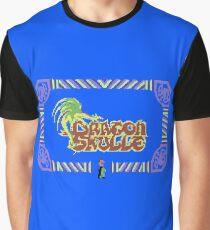 Gaming [C64] - DragonSkulle Graphic T-Shirt