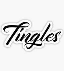 Tingles Sticker