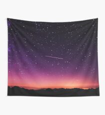 Shooting For The Stars Wall Tapestry