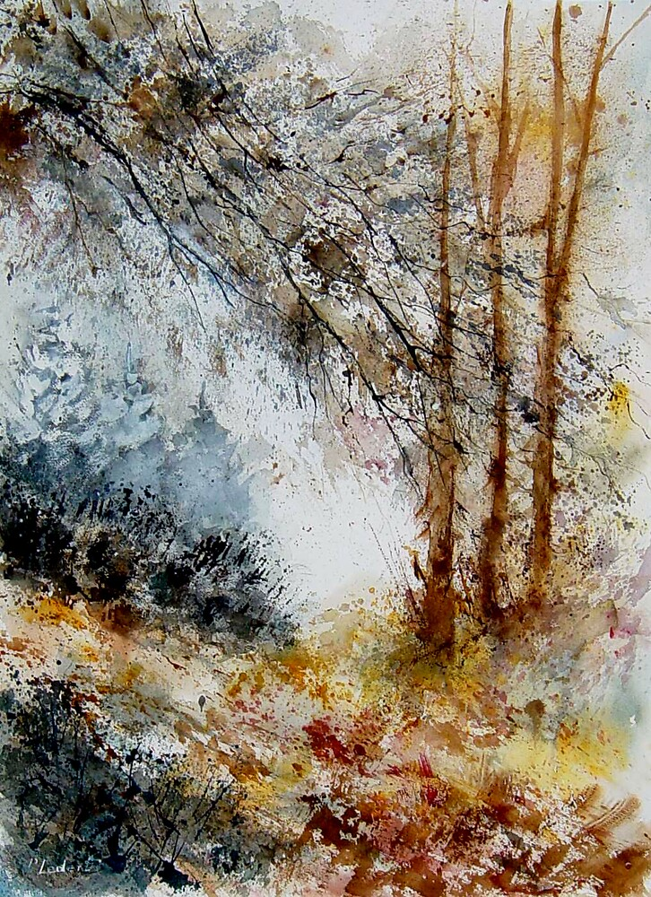 WATERCOLOR 100605 by calimero
