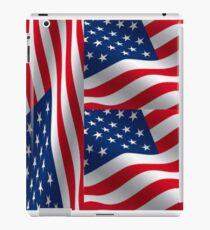 American Flag Patriot  iPad Case/Skin