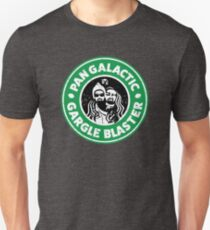 Pan Galactic Gargle Blaster - Coffee Unisex T-Shirt