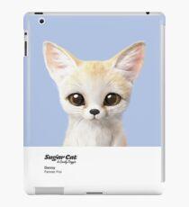 Denny the Fennec fox iPad Case/Skin
