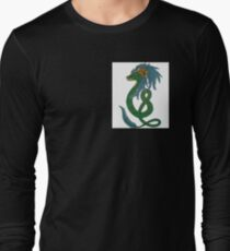 Quetzalcoatl Long Sleeve T-Shirt