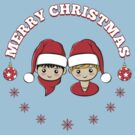 Merthur Christmas by sirwatson