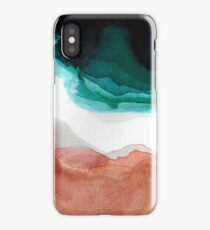 Coastal Studies No. 1 iPhone Case/Skin