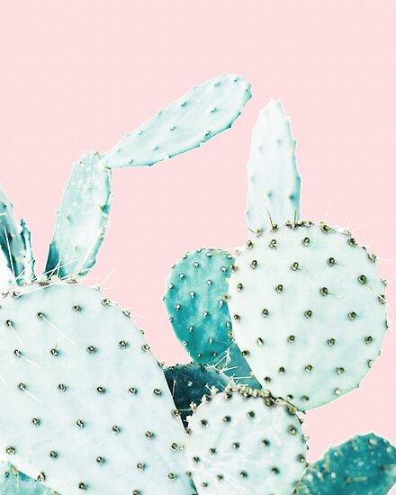 Kakteen, Kaktus, Kakteen drucken, Kaktus Kunst, Wüste, Natur, Pflanze, Minimalist, Modern von juliaemelian