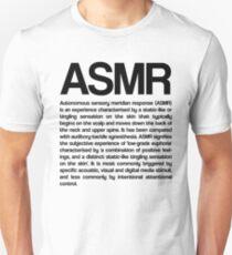 ASMR (Autonomous Sensory Meridian Response) T-Shirt