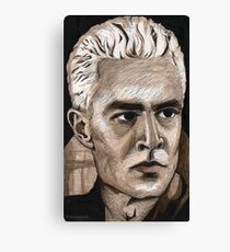 What's My Line, Part Two - Spike - BtVS Canvas Print