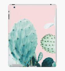 Cacti, Cactus, Cacti print, Cactus art, Desert, Nature, plant, Minimalist, Modern iPad Case/Skin