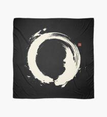 Black Ensō / Japanese Zen Circle Tuch