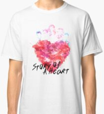 Steps - Story Of A Heart Classic T-Shirt