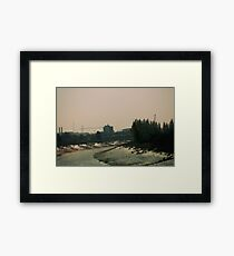 Newport Framed Print
