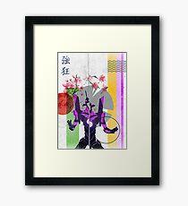 Evangelion Print Framed Print