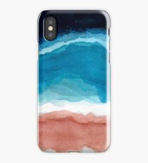 Coastal Studies No. 2 iPhone Case/Skin