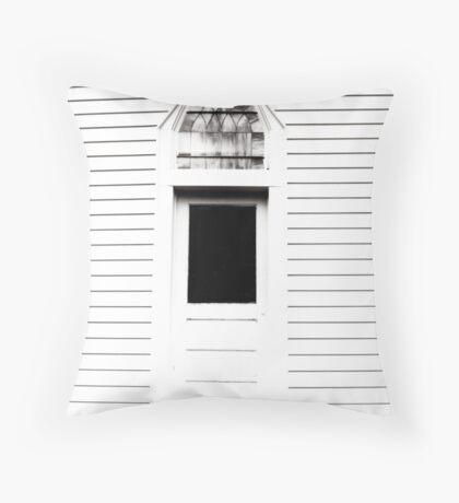 Church Door Throw Pillow