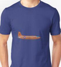 Bell X1,Chuck Yeager Unisex T-Shirt