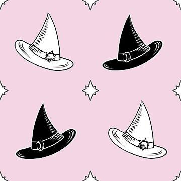 Feminine Witch Hats by alysaavery
