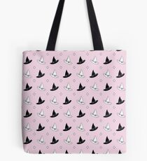 Feminine Witch Hats Tote Bag