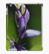 Bluebell iPad Case/Skin