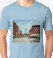 City - Denver Colorado - Welcome to Denver 1908 Unisex T-Shirt