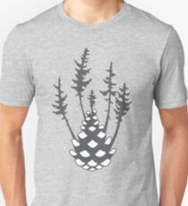 Cone Forest Unisex T-Shirt