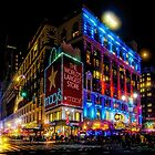 A December Evening at Macy's  by Chris Lord