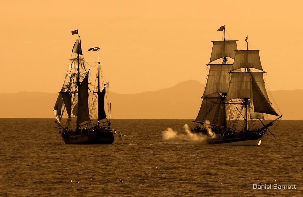 Pirates by Daniel Barnett