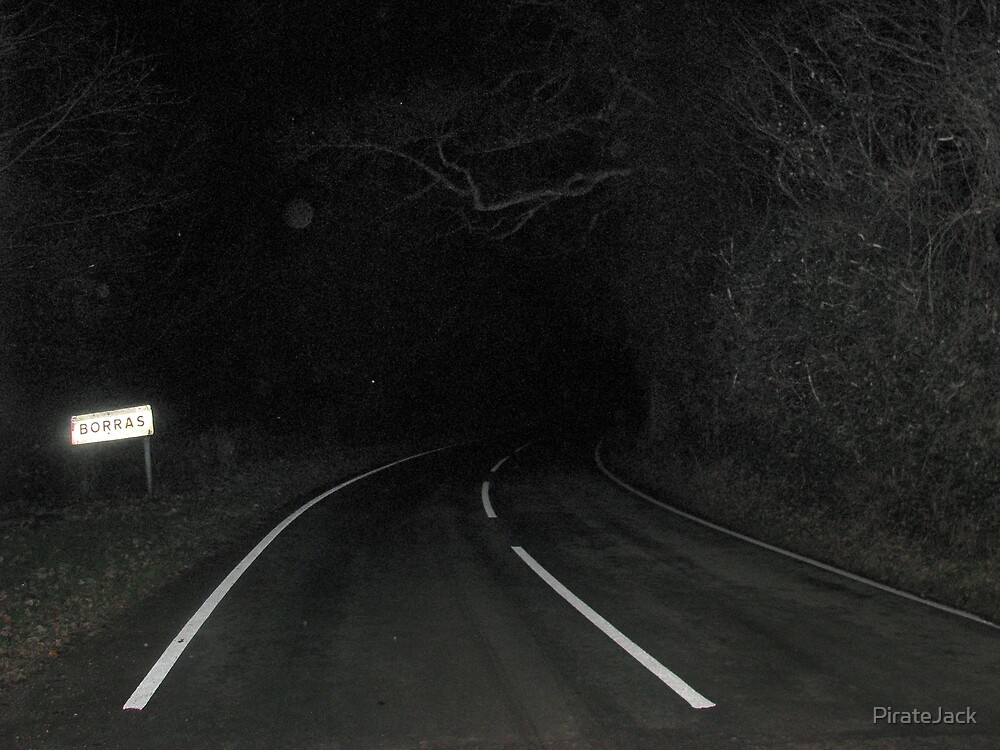 Dark Road by PirateJack