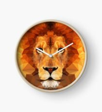George the Geo Lion Clock